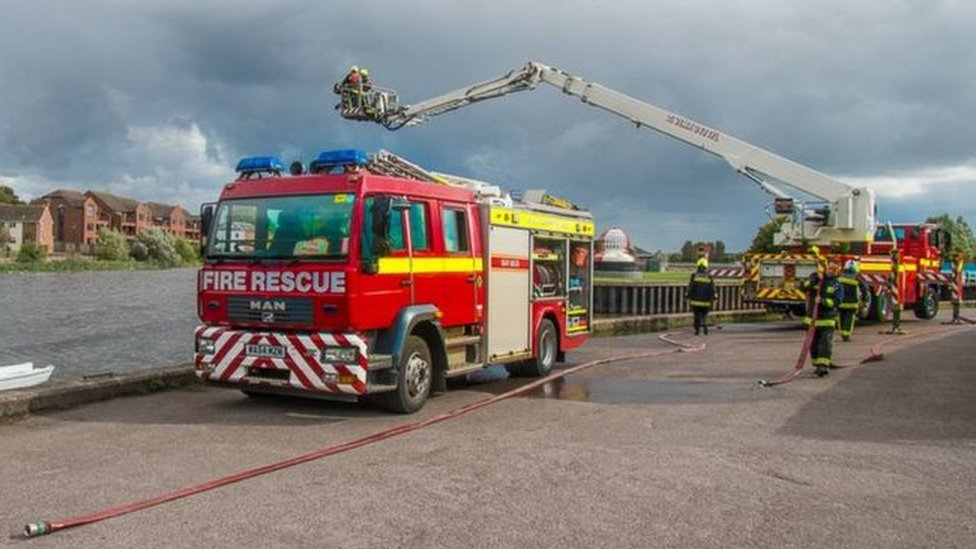 Devon and Somerset fire stations to close under changes