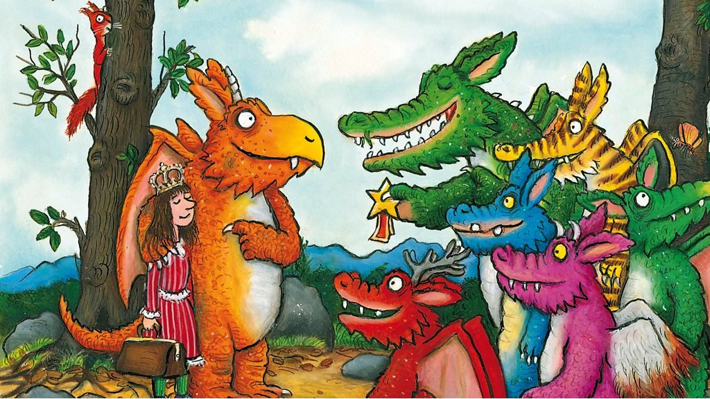 Gruffalo artist Axel Scheffler's Zog transformed for the stage