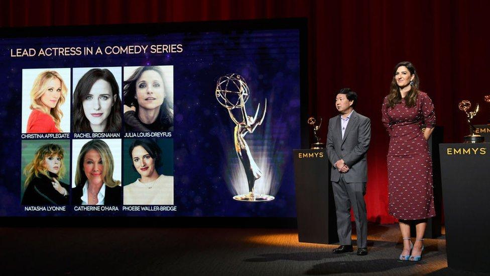 Las nominaciones fueron presentadas este martes por los comediantes Ken Jeong y D'Arcy Carden.