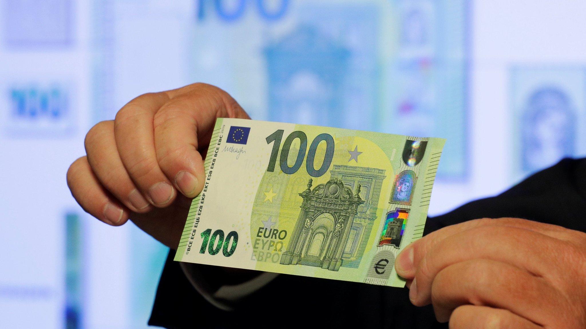 У Європі показали нові євро - фото