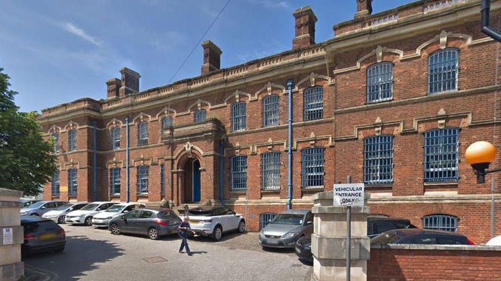 Prisoner at HMP Exeter hanged self a day after remand