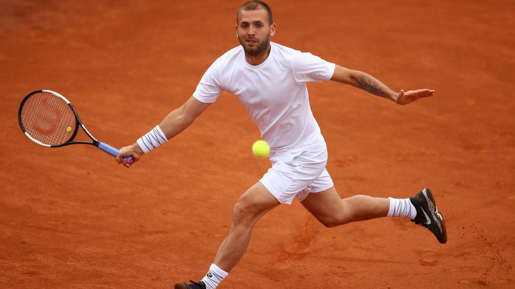 French Open 2019: Training with Roger Federer an 'eye-opener', says Dan Evans