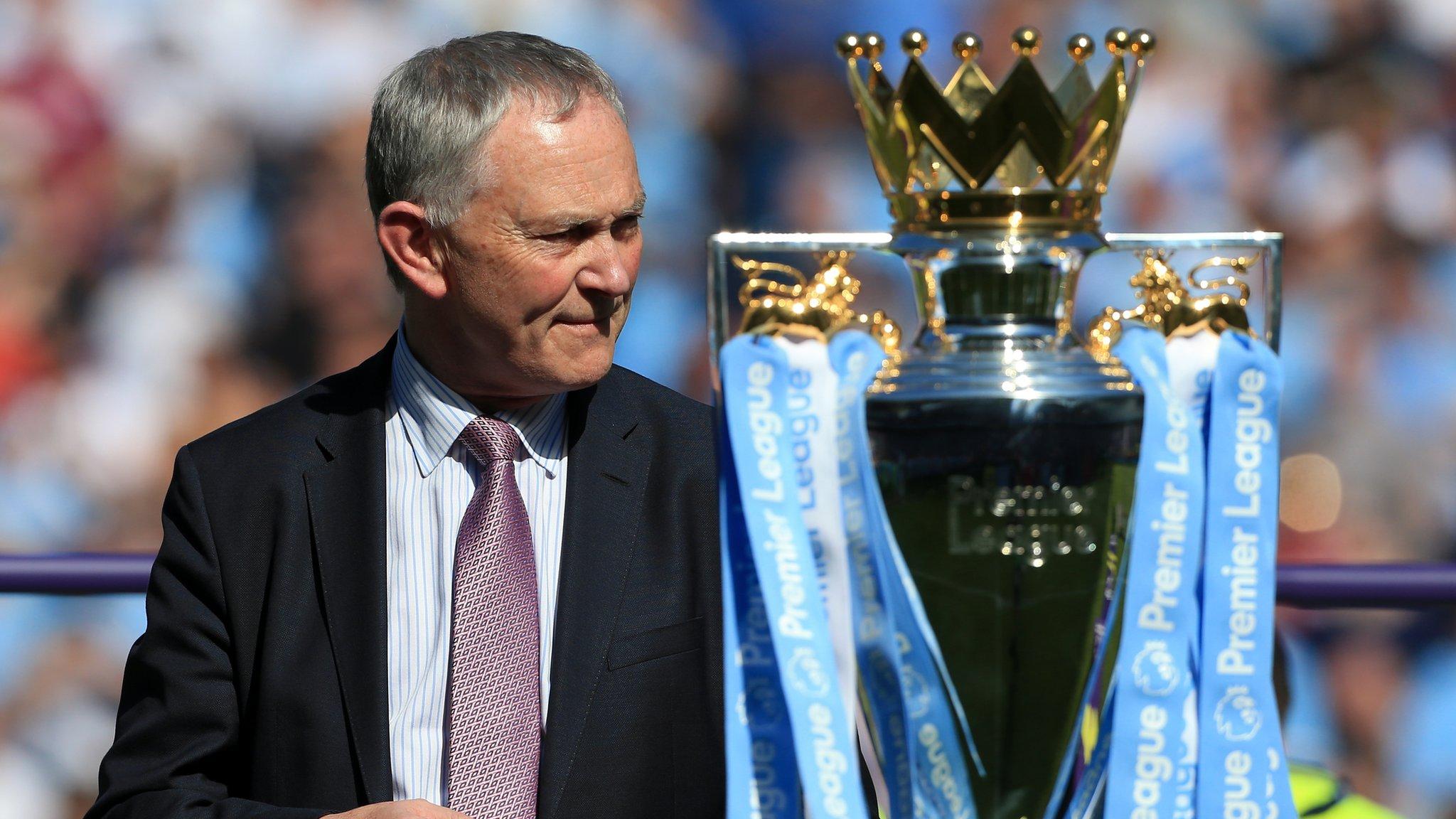 Scudamore's £5m bonus confirmed by Premier League