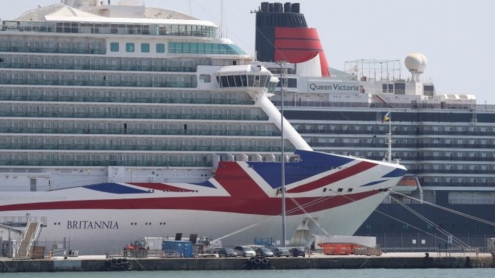 CDC Raises COVID-19 Threat Level for Cruises, Adds River Cruising