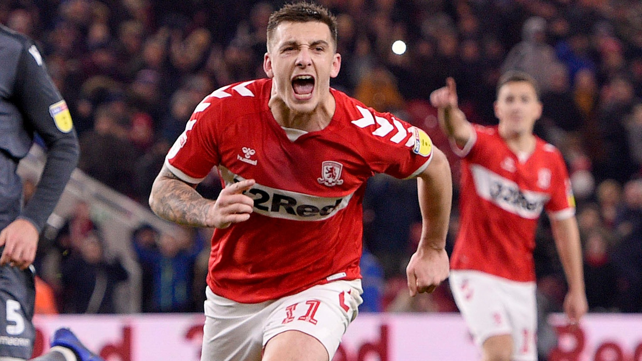 Middlesbrough 1-1 Millwall: Boro's late show denies Lions
