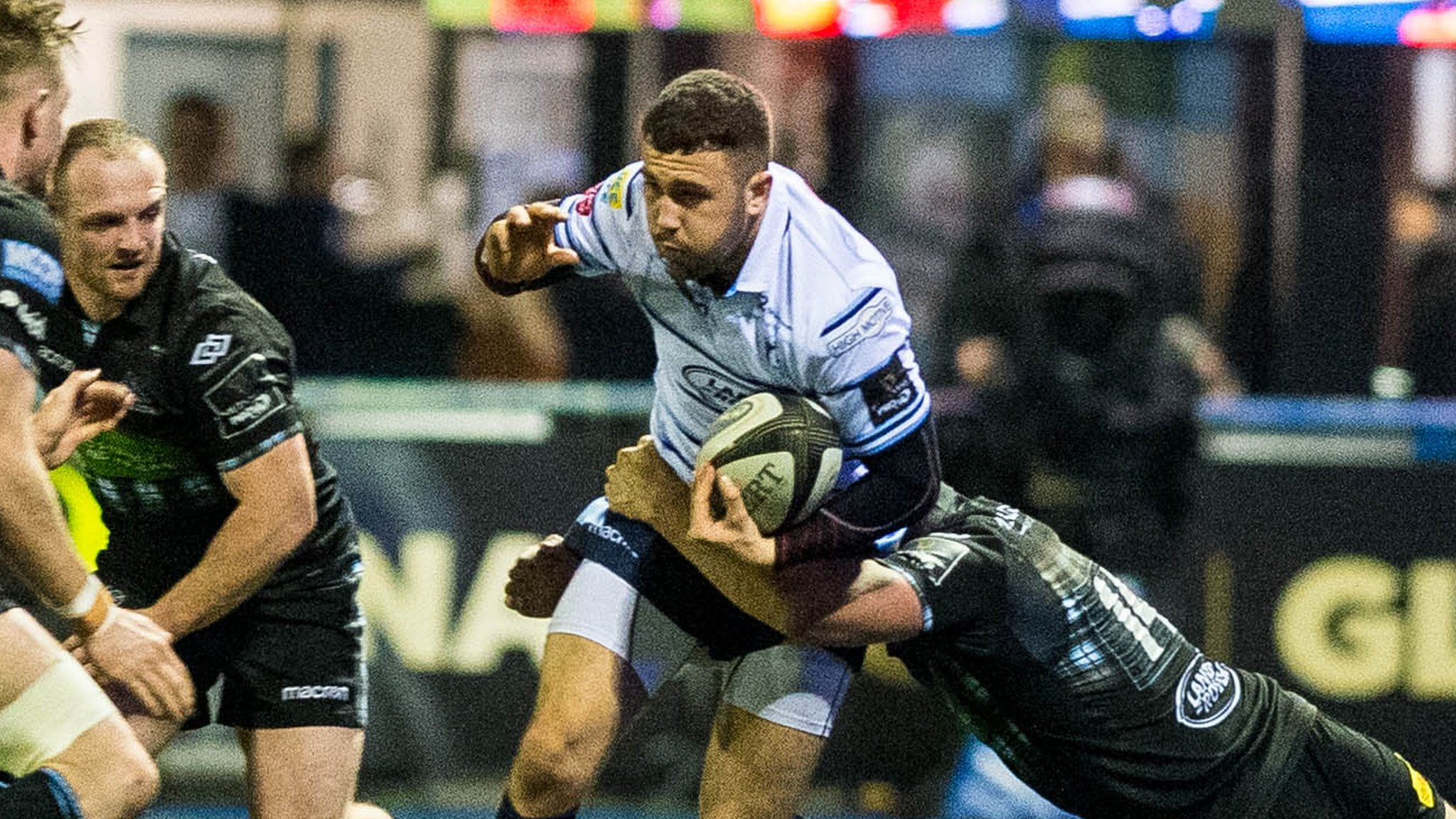 Pro14: Cardiff Blues 34-38 Glasgow Warriors