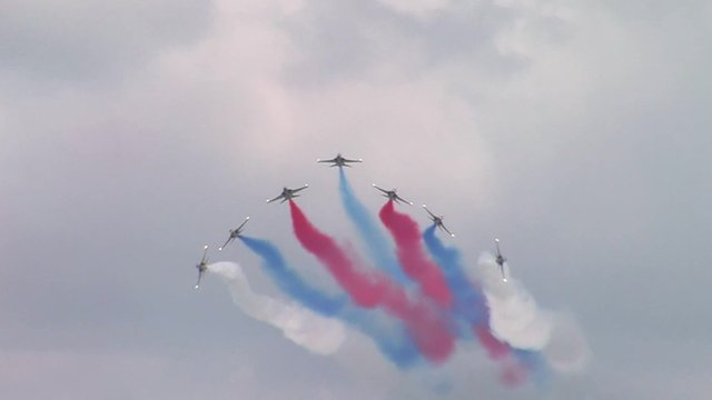 Singapore flyover