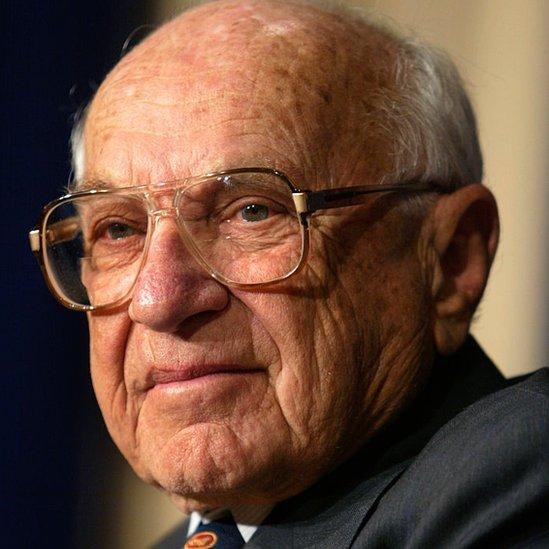 Milton Friedman es considerado el ideólogo del