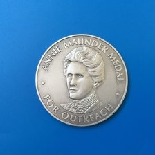 Annie Maunder medal