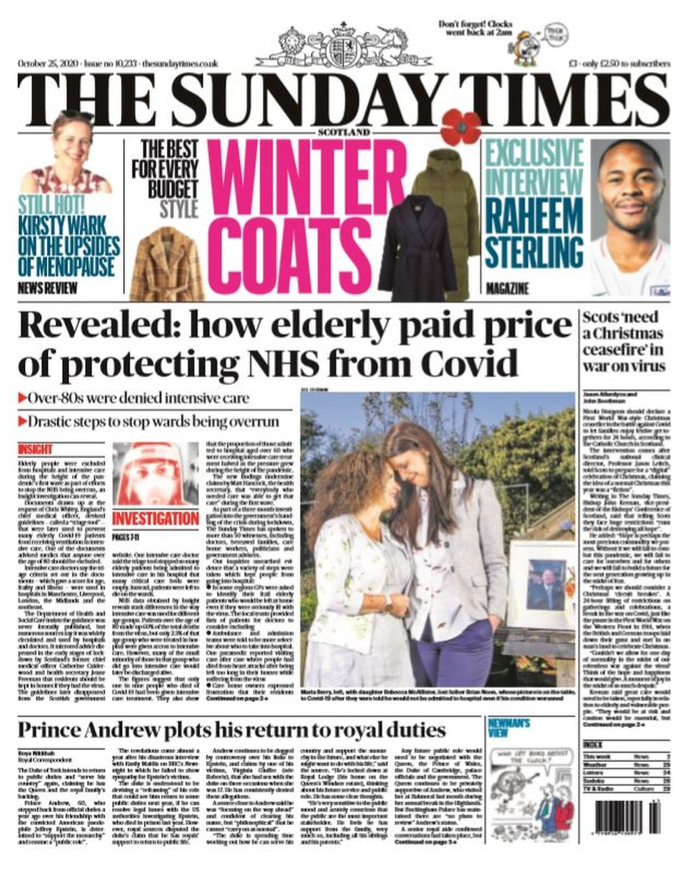 The Sunday Times Scotland