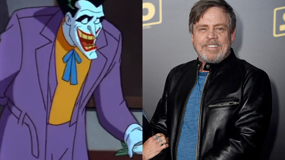 Mark Hamill, The Joker