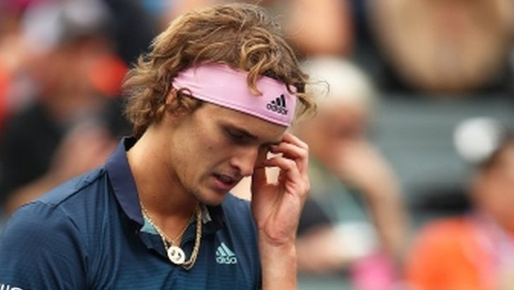 Zverev and Sevastova hit by illness at Indian Wells