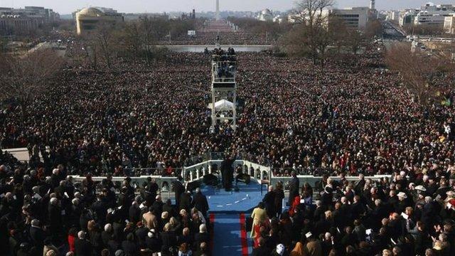obama's ceremony