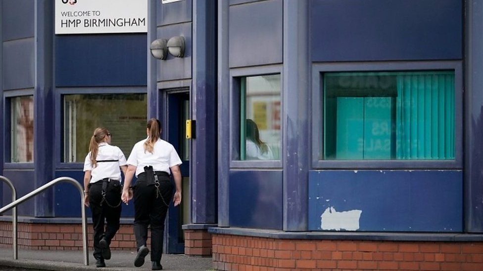 HMP Birmingham: The jail in a 'state of crisis'