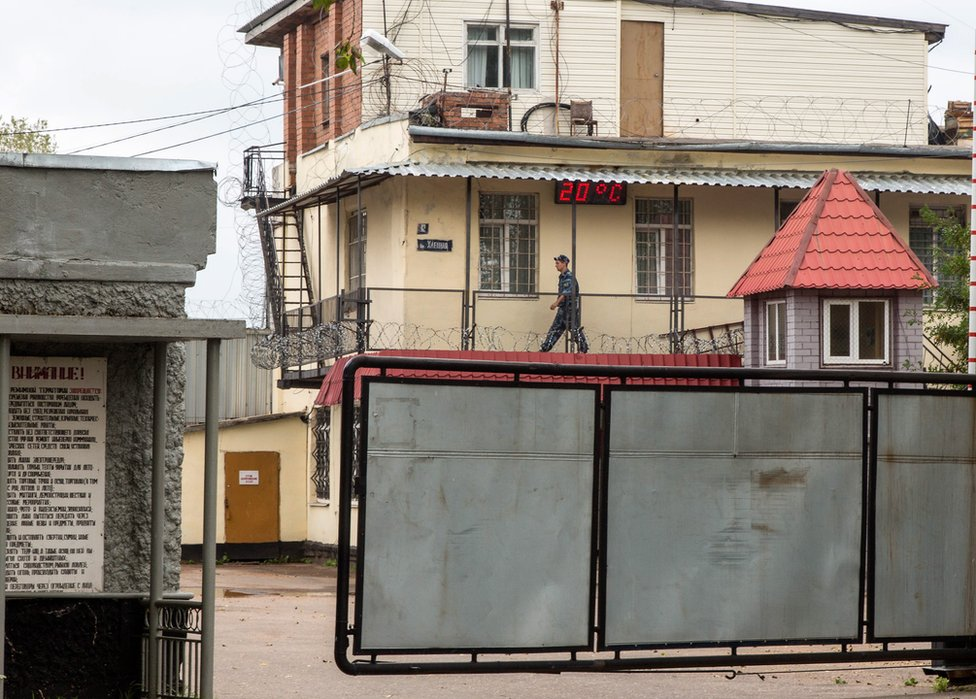 Yaroslavl Prison No 1, 21 Jul 18