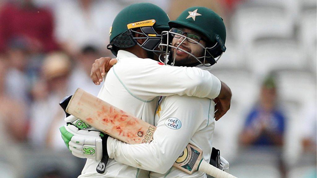 Pint-sized TMS: Pakistan thrash England - fourth day highlights
