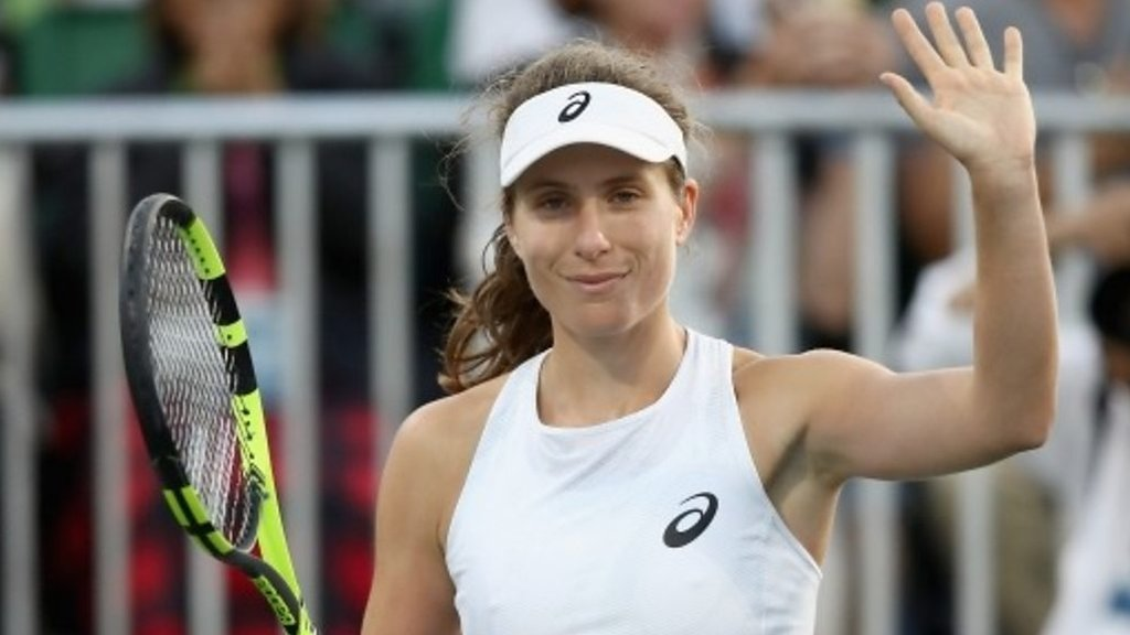 Johanna Konta inflicts Serena Williams' worst defeat of career