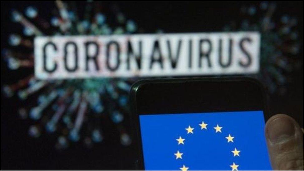 تتحرك بعض الدول في أوروبا نحو تخفيف تدريجي لإجراءات الإغلاق