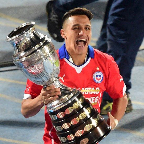 Chile venía en franco ascenso, catapultado por sus recientes triunfos en la Copa América.