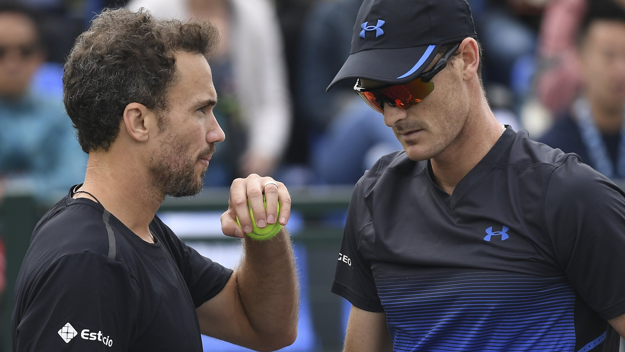 Jamie Murray & Bruno Soares qualify for ATP Finals by reaching Shanghai Masters semis