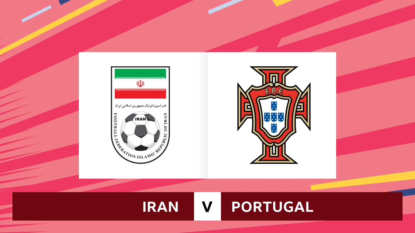 World Cup 2018: Iran v Portugal - rate the players