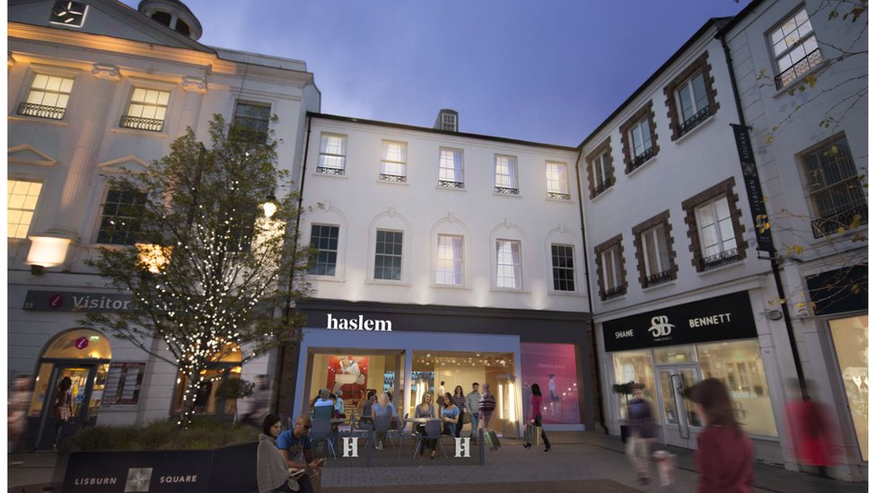 Lisburn Square set for new 52-bedroom hotel