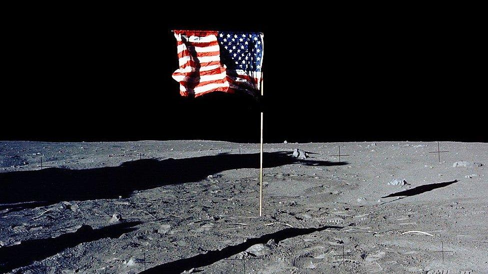 Llegada del hombre a la Luna: cuáles son las principales teorías  conspirativas (y qué dice la ciencia) - BBC News Mundo
