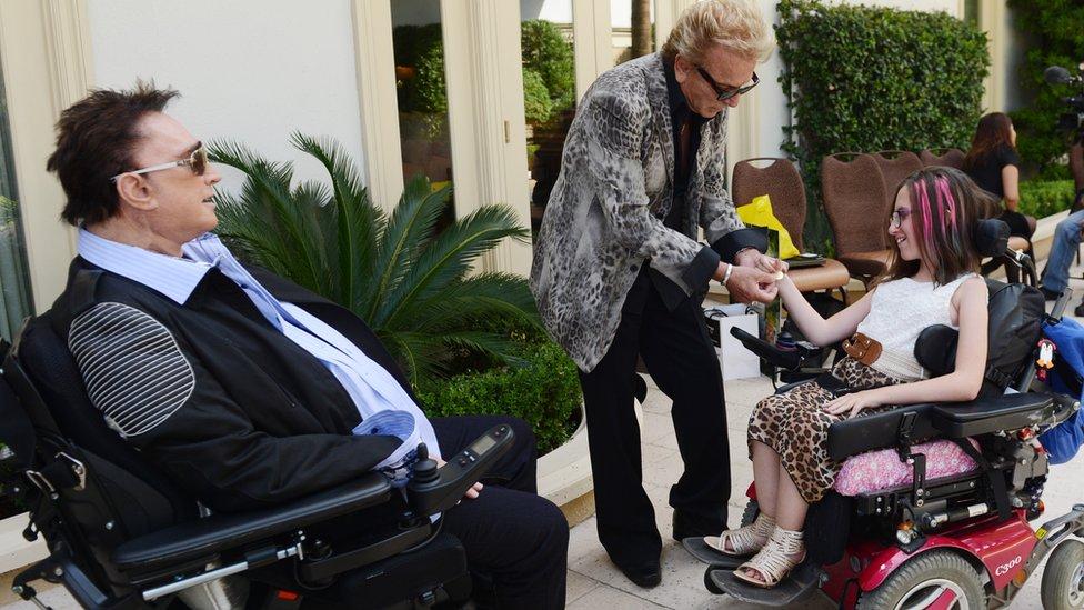 Siegfried Fischbacher, Surviving Member of Siegfried & Roy Has Died at 81