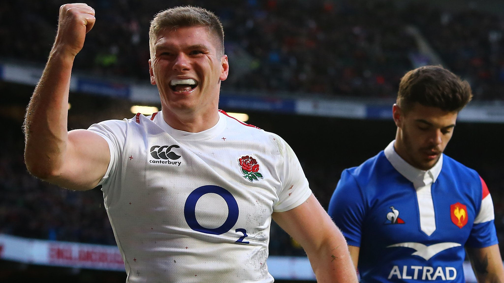 'Clever England exposed positioning of abject France'