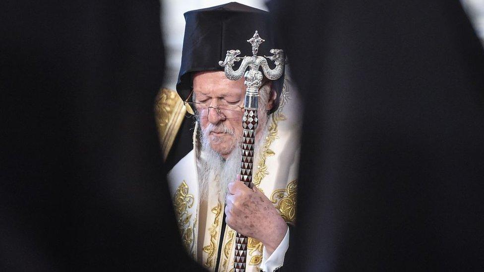 Константинополь підтвердив рішення дати автокефалію українській церкві
