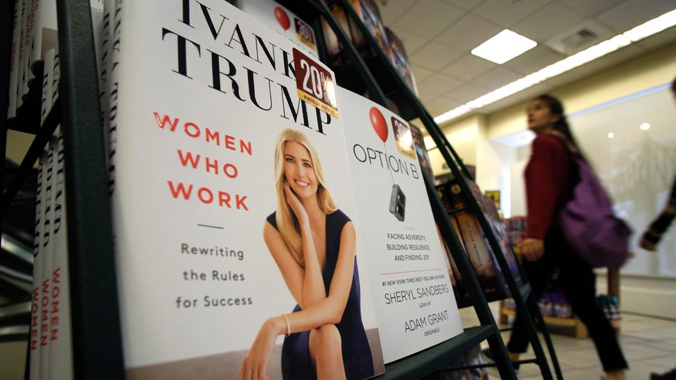 Ivanka Trump's book