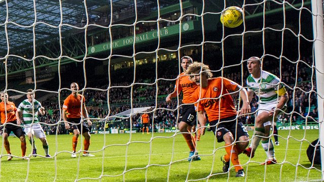 Highlights - Celtic 5-0 Dundee Utd