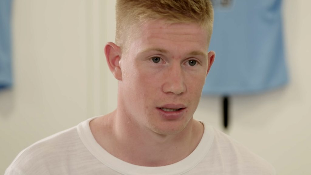 Kevin de Bruyne: Manchester City midfielder says documentary 'as real as possible'