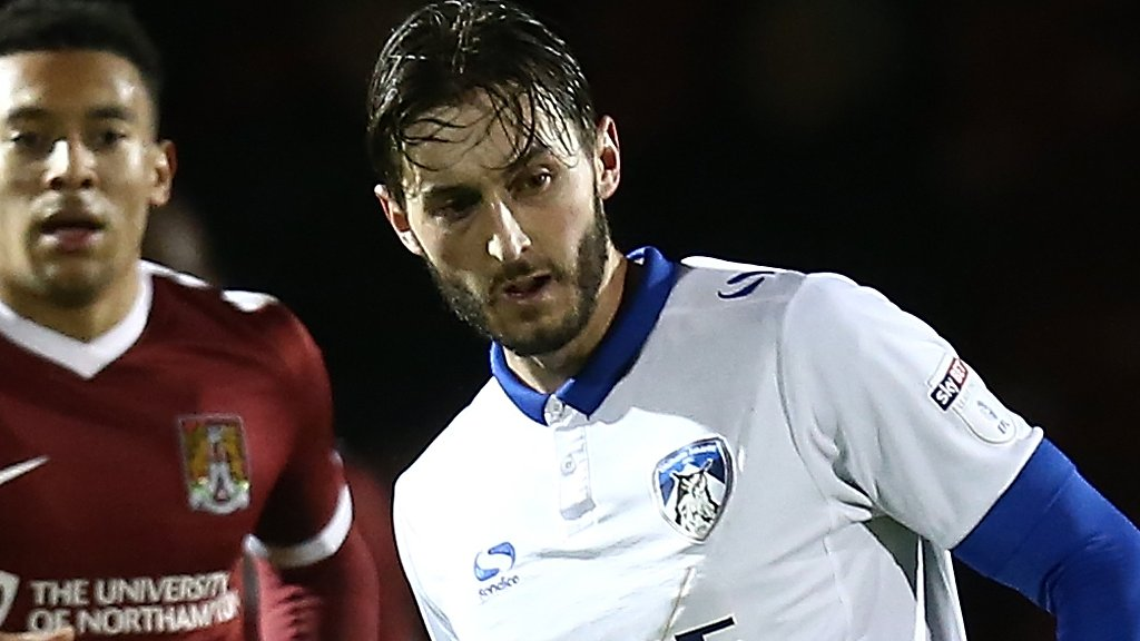 Ollie Banks: Tranmere Rovers re-sign ex-Oldham Athletic midfielder on a two-year deal