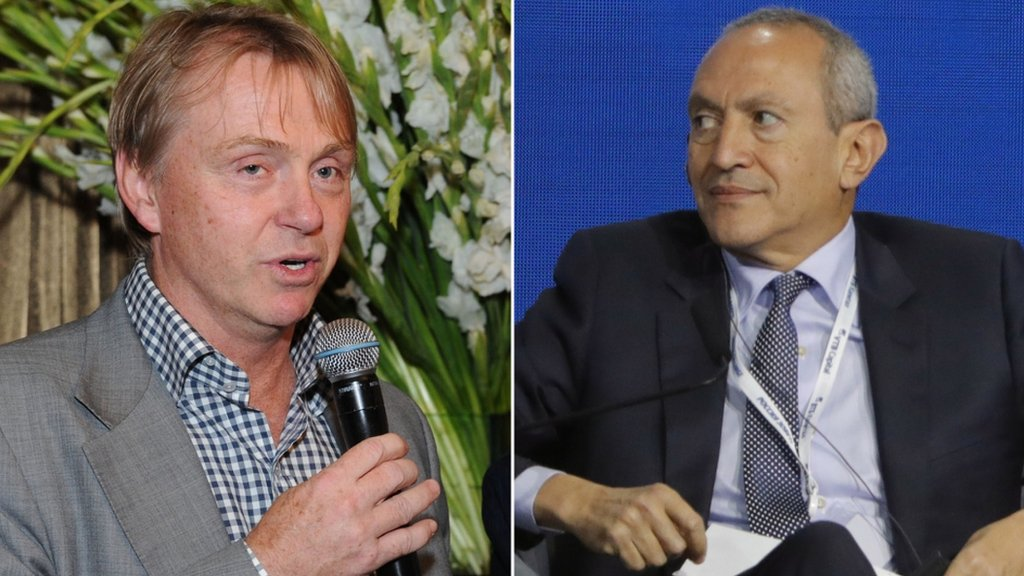 Aston Villa: Wes Edens & Nassef Sawiris to make 'significant investment' in club