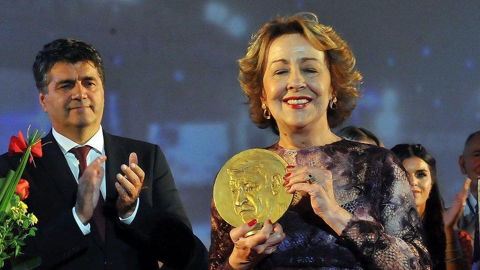 Glumica Svetlana Bojković dobitnica je brojnih nagrada