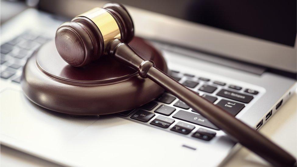Суд арестовал еще одного обвиняемого в угрозах судье Криворучко