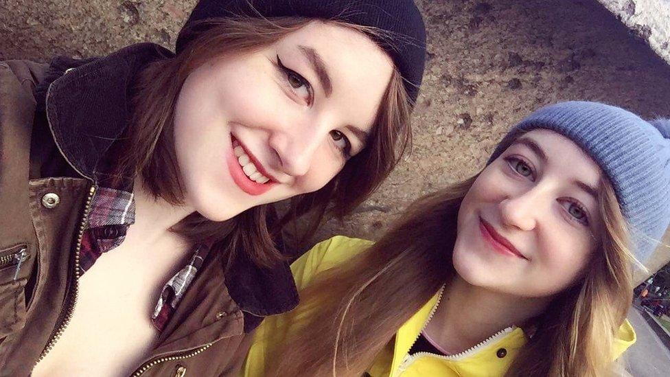 Helen and Abigail Derbyshire