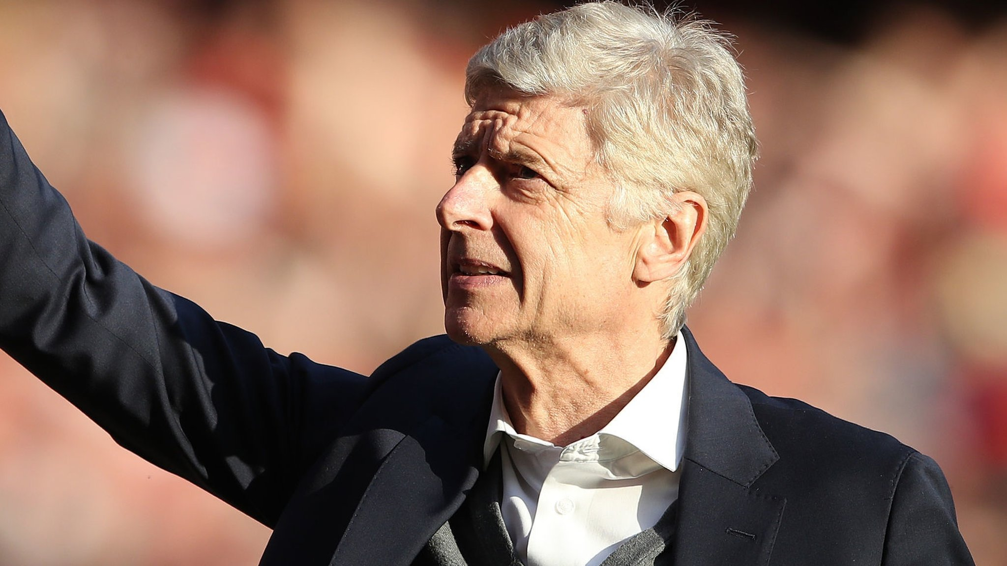 Wenger has offers from 'all over the world' - vote on his next destination