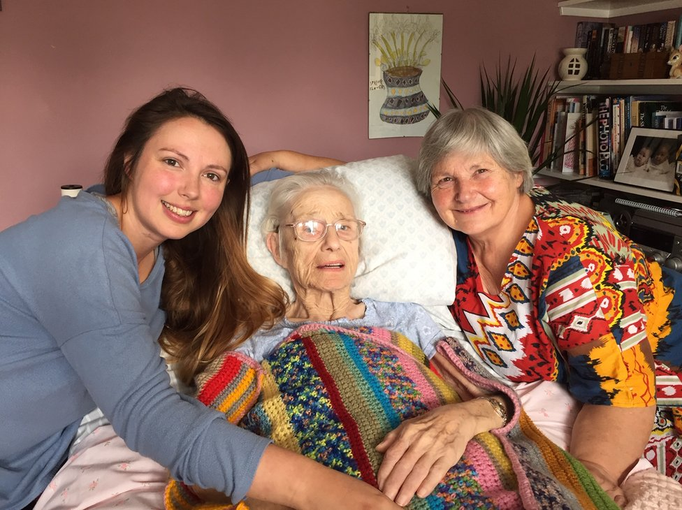 'We sprang Grandma from the care home' thumbnail