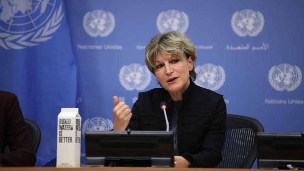 Pero la relatora especial de la ONU sobre Ejecuciones Extrajudiciales, Agnes Callamard.
