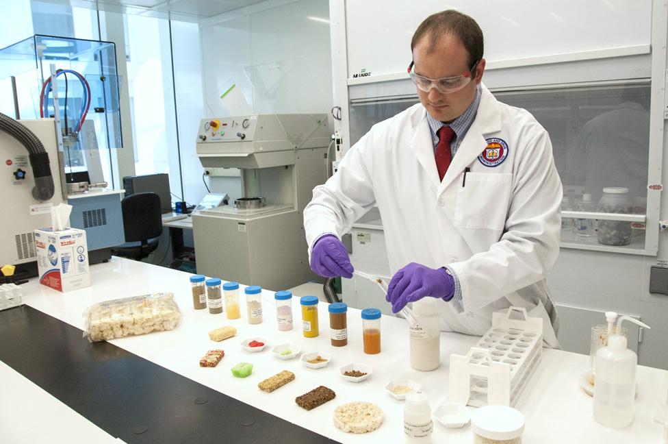Testing rice for arsenic