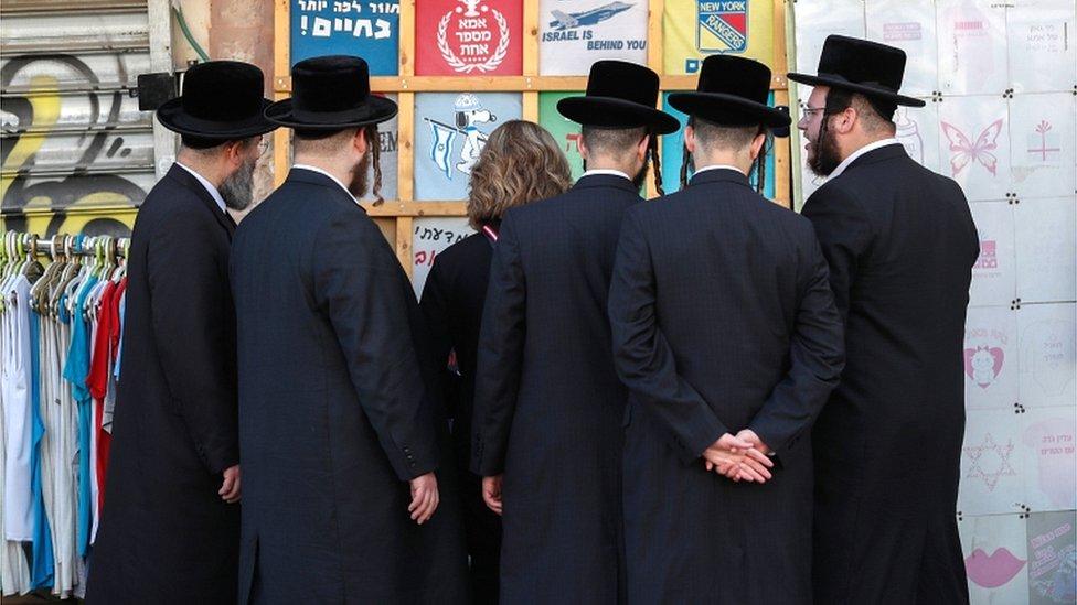 Olay Kudüs'ün aşırı muhafazakar bir mahallesinde gerçekleşti