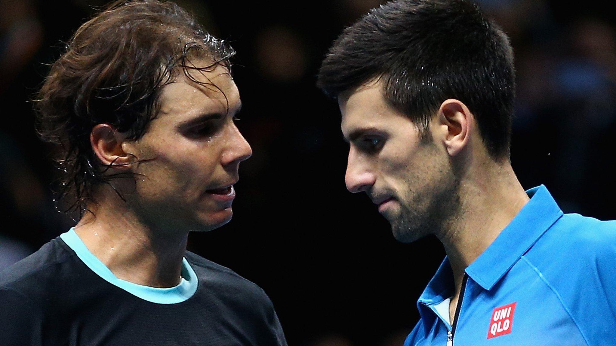 Nadal & Djokovic call off Saudi match as Spaniard injured