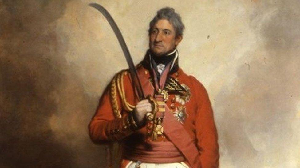 Syr Thomas Picton