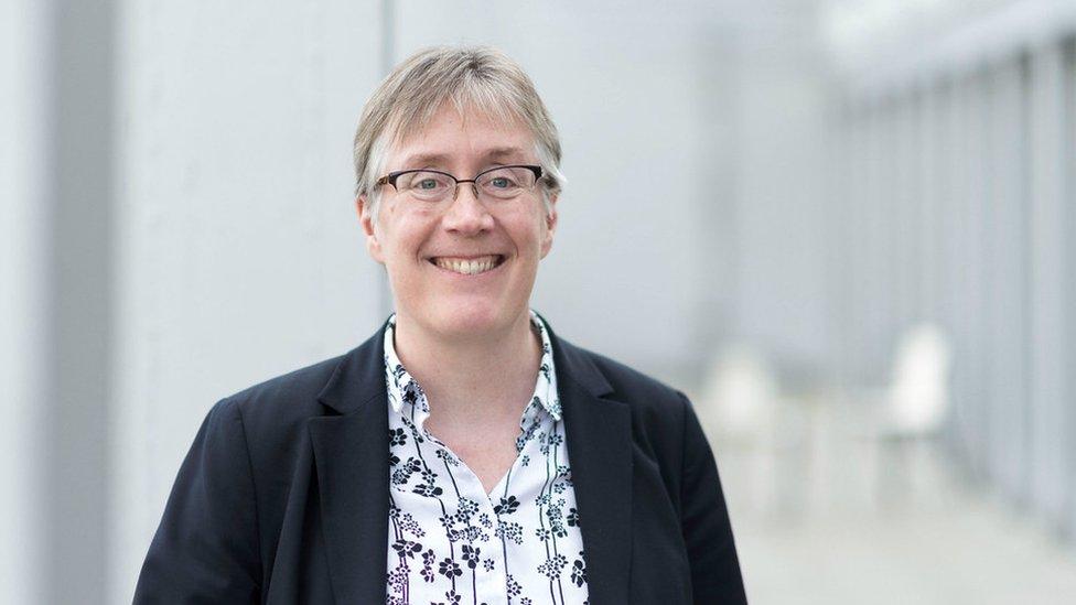 AI ethics researcher Joanna Bryson