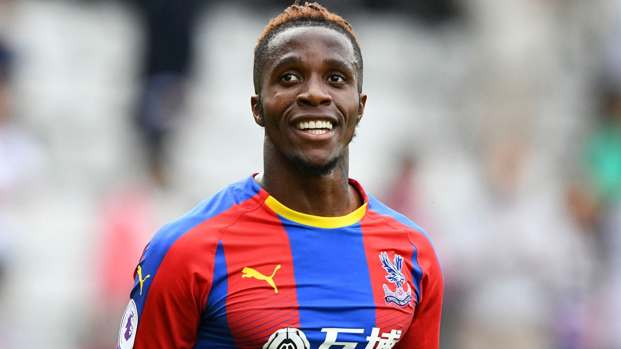 Ivory Coast's Zaha signs new five-year Palace deal
