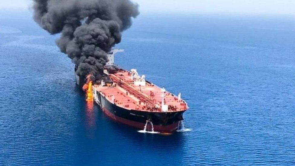 तेल टैंकर