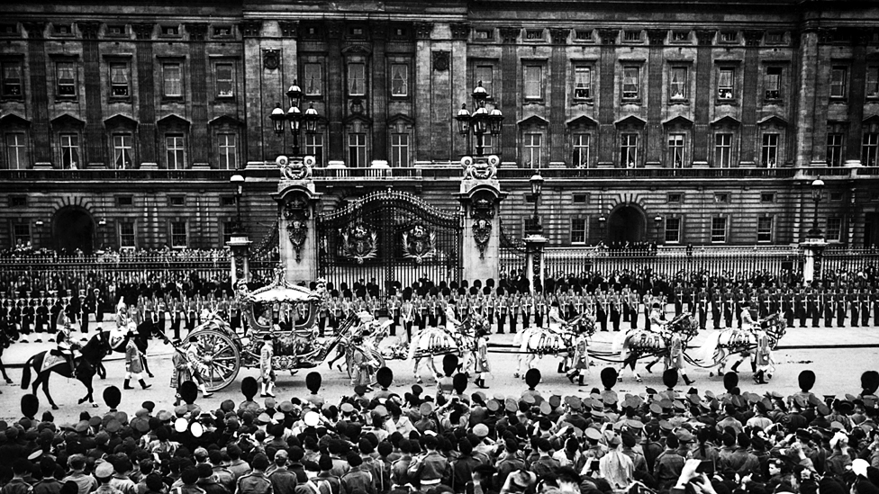 The Queen's Coronation, June 1953