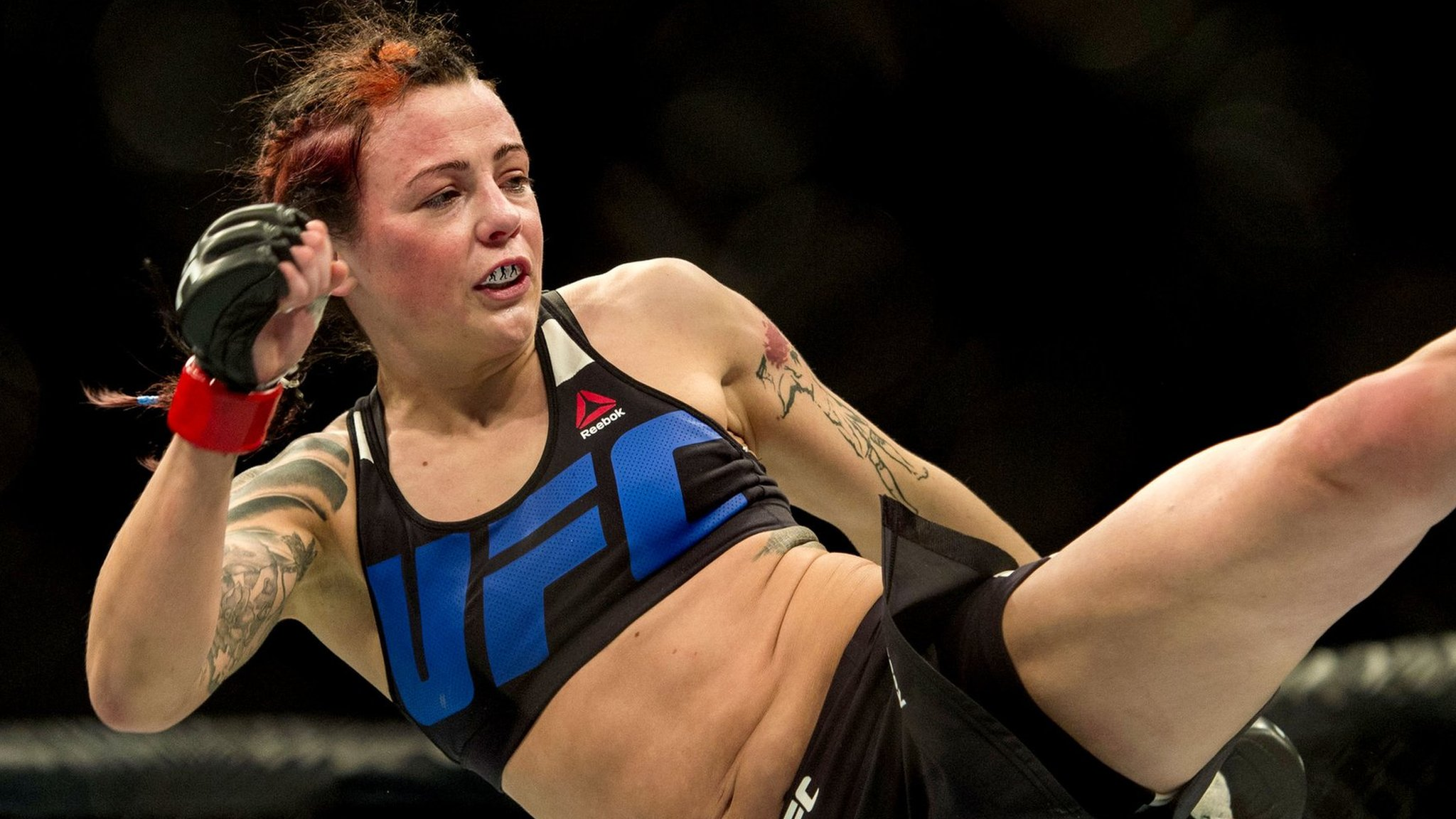 UFC 233: Joanne Calderwood to fight Ariane Lipski